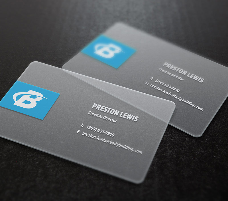 Bodybuilding.com – Corporate Rebrand | Preston Lewis – Creative ...