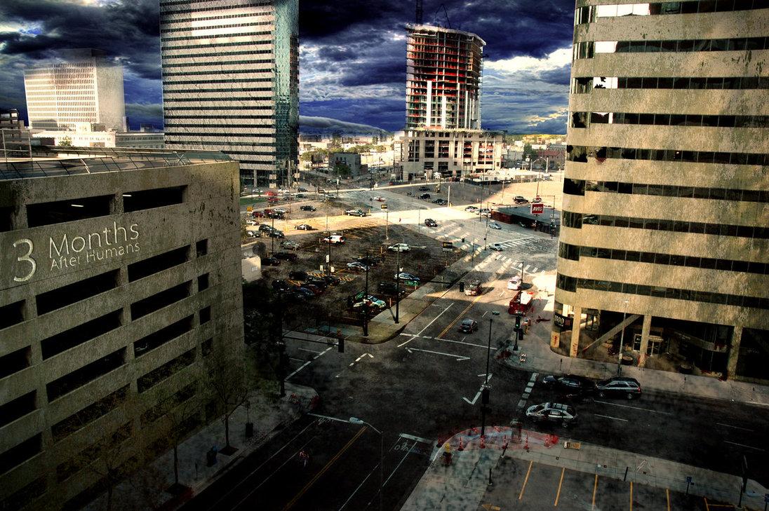 Zombie Apocalypse: The Beginning 3_Months___Zombie_Apocalypse_by_thegreatspoo
